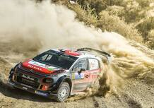 WRC18 RallyRACC Catalunia. Loeb vs Ogier