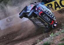 WRC18 RallyRACC Catalunia. Countdown Shakedown. L'incontro del Pubblico con gli Dei