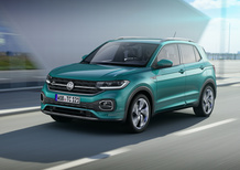 Volkswagen T-Cross, svelato il baby SUV [Video]