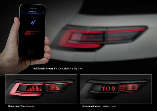 Acquista led touch pat lights applique da parete auto a soffitto