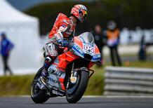 MotoGP 2018. Dovizioso: Questa pista evidenzia i nostri limiti