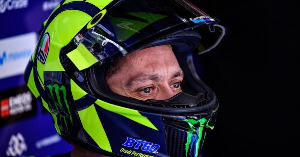 MotoGP 2018. Rossi: Senza grip al posteriore
