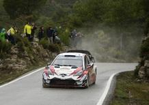 WRC18 RallyRACC Catalunia. 2a Tappa, La riscossa di Latvala Cuor di Leone