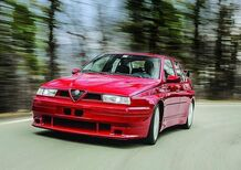 Alfa Romeo, la 155 GTA Stradale è stata venduta