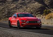 Ford Mustang Series 1 RTR, special edition da 500 unità
