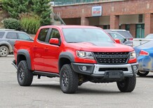 Chevrolet Colorado ZR2 Bison, il super pick-up è pronto [Foto spia]