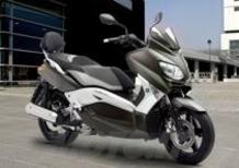 Nuovi Yamaha X-MAX 250 Sport e X-MAX 125/250 ABS