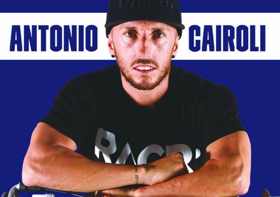 Tony Cairoli: Velocità Fango Gloria, l'autobiografia del campione del motocross