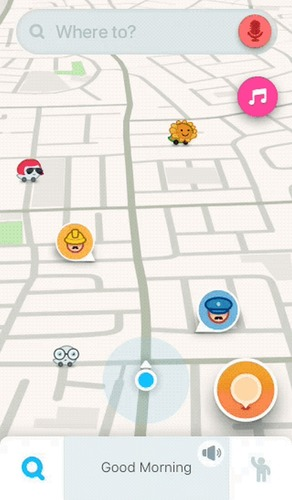 Waze, dopo Spotify in arrivo l'integrazione con Deezer e TuneIn (6)