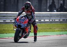 Storie di MotoGP. Pirro e GP della Malesia 2018