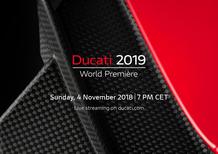 Ducati World Premiere: diretta streaming