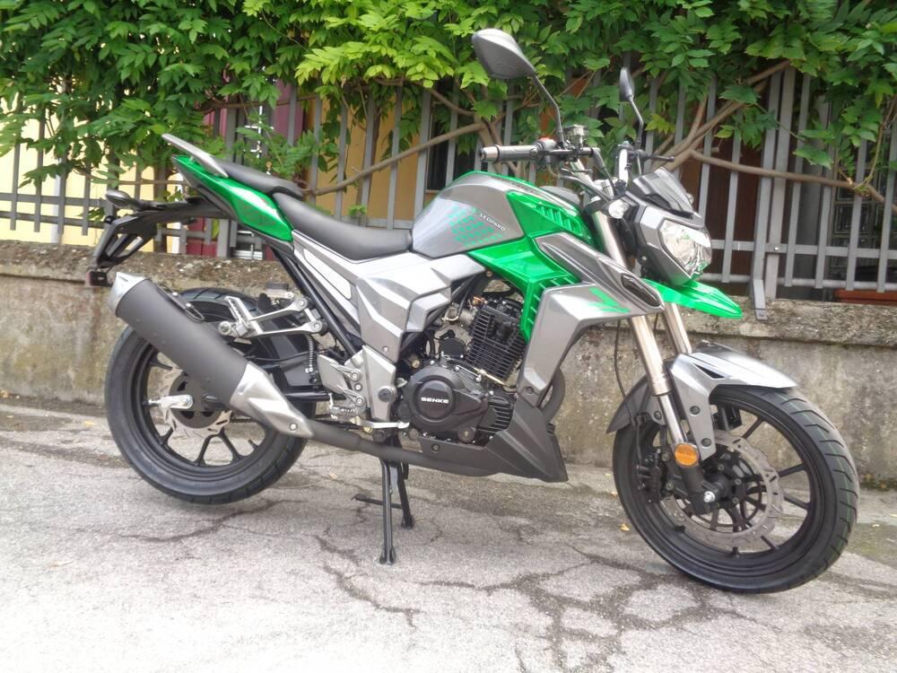 Vendo Senke SK Naked Sport 125 (2017 - 19) nuova a Sarnico