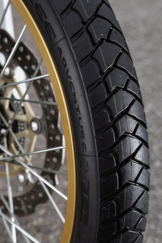 Michelin Anakee Adventure: debutto a EICMA 2018 (3)