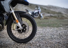 Michelin Anakee Adventure: debutto a EICMA 2018