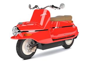 Cezeta 506. Lo scooter simbolo del comunismo rinasce elettrico
