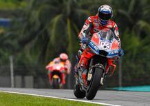MotoGP 2018. Dovizioso: Meglio del previsto