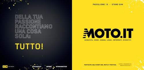 Tutto quello che Moto.it organizza ad EICMA