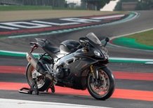 EICMA 2018: Aprilia RSV4 Factory 1100 2019, foto, video e dati