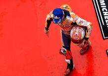 MotoGP 2018. Marquez in pole, poi retrocesso di 6 posizioni