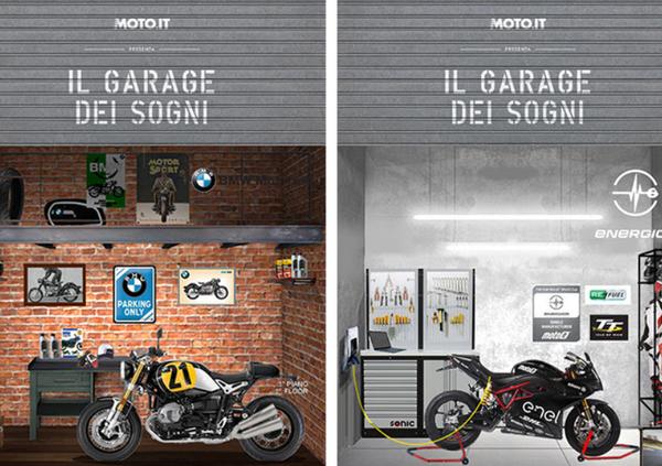 Sul nostro sito web troverai ulteriori informazioni sui BMW Motorrad Days.