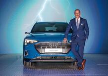 Audi e-tron 2019 | prezzo, autonomia e costi di ricarica
