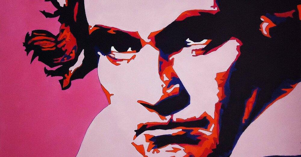 """""""Il mio temperamento è elettrico"""" - Beethoven"""