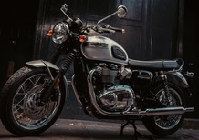 Triumph Bonneville T120 Diamond Edition (2019)