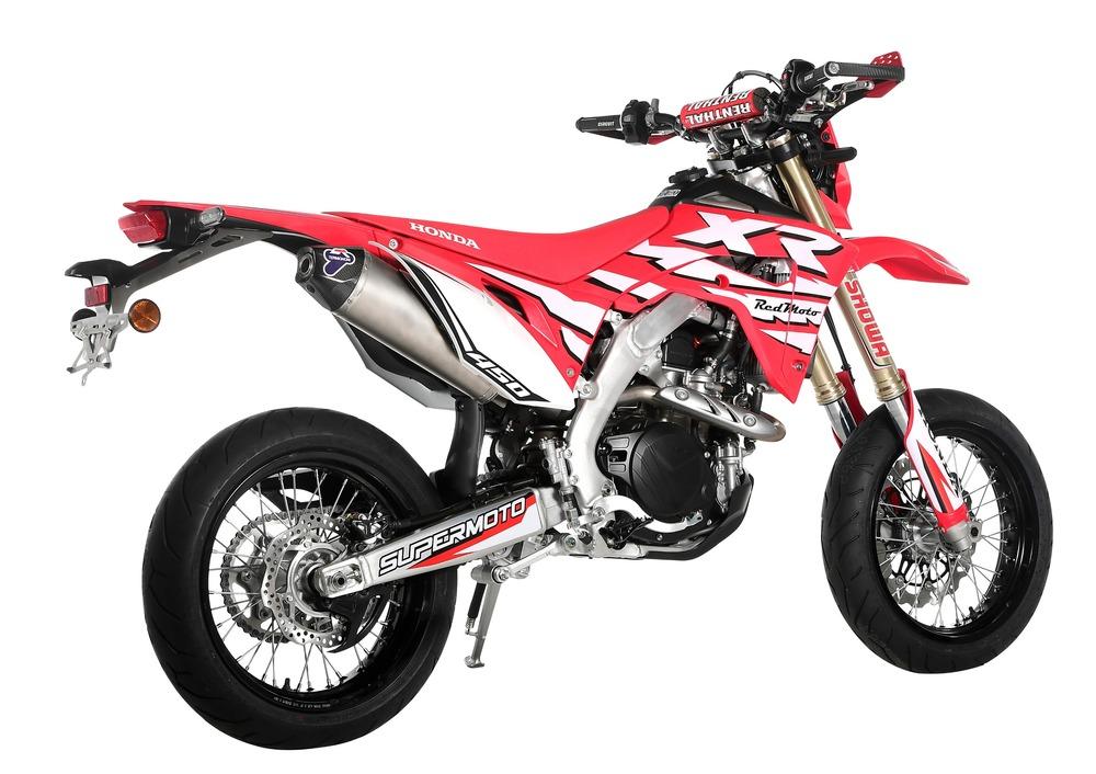 Honda CRF 450 XR Supermoto (2019) (5)