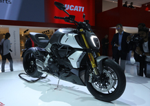 EICMA 2018: Ducati Diavel 1260, foto, video e dati