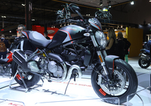 EICMA 2018: Monster 821 Stealth, foto, dati e video