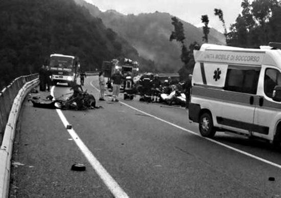 Incidenti stradali, ecco qual è la strada più pericolosa in Italia