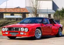 Lancia Abarth SE 037. Il prototipo della supercar da rally