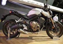 EICMA 2018: Honda CB650R Neo Sport Café, foto, video e dati