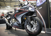 EICMA 2018: Honda CBR500R, foto, video e dati
