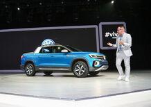 Volkswagen Tarok: finalmente il mezzo originale [foto video]