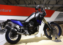 EICMA 2018: Yamaha Ténéré 700, foto, video e dati