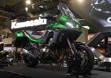 EICMA 2018: Kawasaki Versys 1000, foto, video e dati