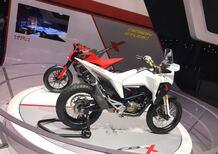 EICMA 2018: Honda CB125M e 125X, video