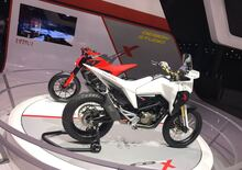 EICMA 2018: Honda CB125M e 125X, video