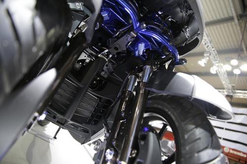 EICMA 2018: Yamaha 3CT 300 Concept (8)