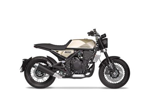 Eicma 2018: Brixton Motorcycles Glanville 250 X e Saxby 250