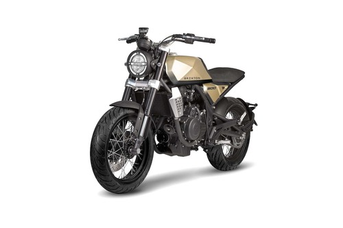 Eicma 2018: Brixton Motorcycles Glanville 250 X e Saxby 250 (2)