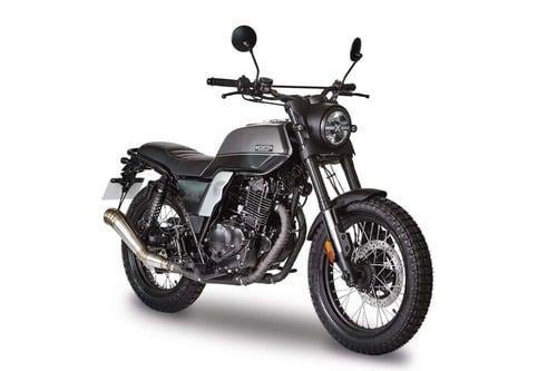 Eicma 2018: Brixton Motorcycles Glanville 250 X e Saxby 250 (3)