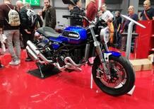 EICMA 2018: Moto Morini Milano, foto, video e dati