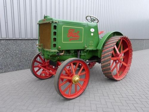 100 anni fa nasceva Fiat 702, il primo trattore Fiat (8)