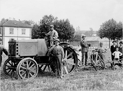 100 anni fa nasceva Fiat 702, il primo trattore Fiat (3)