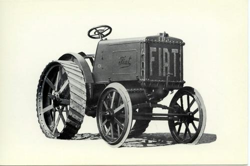100 anni fa nasceva Fiat 702, il primo trattore Fiat (4)