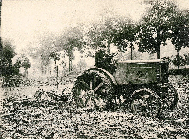 fiat - 100 anni fa nasceva Fiat 702, il primo trattore Fiat Fiat-702-trattore-9