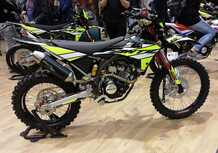EICMA 2018: Fantic 125 Enduro e Supermoto, video