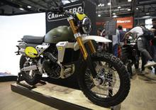 EICMA 2018: Fantic Motor Caballero 500 Rally, foto, video  e dati